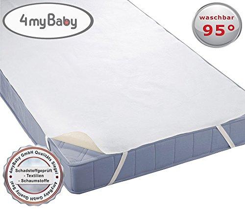 4mybaby besondere technik matratzenschutz wasserdicht. Black Bedroom Furniture Sets. Home Design Ideas