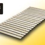 Best For You Rollrost aus 15 oder 20 massiven stabilen Holzlatten Fichtenholz Geeignet für alle Matratzen - in viele Größen 60x120 cm - 140x200 cm (140x200-20 Latten)