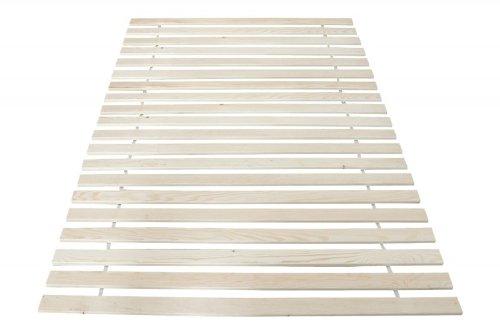 COEMICO - Premium Rollrost mit 20 Leisten in den Abmessungen 80x200, 90x200, 100x200, 120x200, 140x200, 160x200 cm.