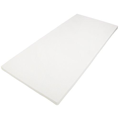DAILYDREAM® Viscoelastische, orthopädische Matratzenauflage mit Memory Foam Effekt, RG 50, Größe 90 x 200 x 5cm