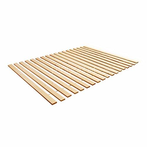 Ecolignum | Rollrost Lauri (#120005) | 180x200 | Lattenrost mit 18 formstabilen Massivholzleisten
