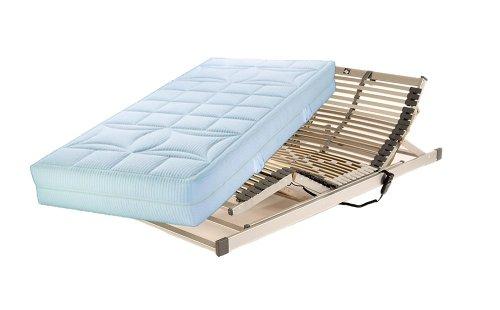 luxus set bestehend aus malie big star xxl h4 5 zonen tonnentaschenfederkern matratze in. Black Bedroom Furniture Sets. Home Design Ideas