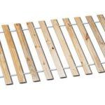 Links 30400295 Lattenrost 140x200 cm Rolllattenrost Rollrost Bettrost Holzlatten Kiefer massiv