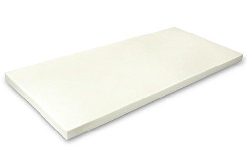 MSS 100200-200.160.7 Viscoelastische Matratzenauflage, ohne Bezug, RG50, 160 x 200 x 7 cm