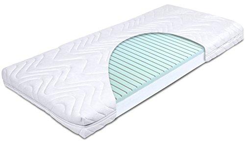 mss 200200bg 7 zonen visco gelschaum wellness matratzematratze 120 x 200 cm 80. Black Bedroom Furniture Sets. Home Design Ideas