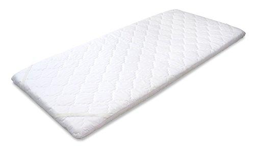 MSS® ProComfort Visco Topper mit verst. Bezug - 140 x 200 cm - 6 cm hoch
