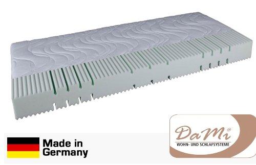 Orthopädische 7 Zonen Komfortschaummatratze Matratze AIR Balance H2 (120 x 200 cm)