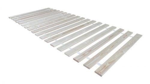 Rollrost Lattenrost Rolllattenrost 18 Leisten 80x200 90x200 100x200 120x200 140x200 160x200, Betten-Abmessung:140 x 200