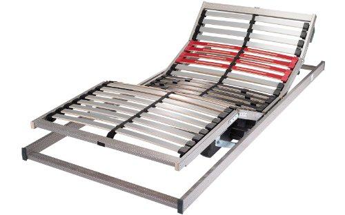 Schlaraffia Classic 28 M elektrischer 5-Zonen Lattenrost 100x190 cm