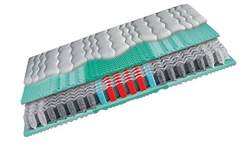 schlaraffia viva plus aqua taschenfederkern plus matratze 100x200 h2 tonnentaschenfederkern. Black Bedroom Furniture Sets. Home Design Ideas