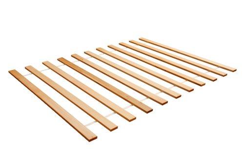 TICAA Rollrost Buche 140 x 200 cm