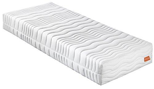 sleepling 190161 matratze innovation 400 xxl wellness visco gelschaum medium h rtegrad 2 5 180 x. Black Bedroom Furniture Sets. Home Design Ideas