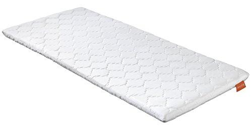 sleepling 19000000172 Topper Basic Viscoschaum 90 x 200 cm, weiß