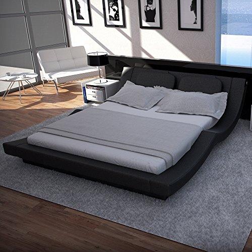 innocent polsterbett aus kunstleder 180x200 cm adamas. Black Bedroom Furniture Sets. Home Design Ideas