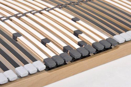 7 Zonen Buche Lattenrost DaMi MediFlex-T200 90x200 cm