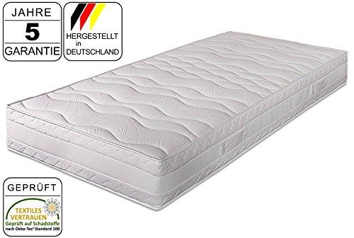 matratzen aktuell 7 zonen tonnen taschenfederkern matratze star tfk made in germany h he. Black Bedroom Furniture Sets. Home Design Ideas
