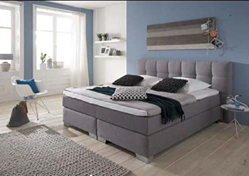 breckle boxspringbett 180 x 200 cm dorinta box mit stauraum 500 hollanda 1000 gel topper gel. Black Bedroom Furniture Sets. Home Design Ideas