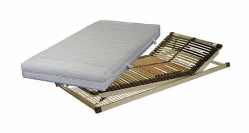 luxus set bestehend aus breckle my balance 7 zonen kaltschaummatratze in 120 200 cm im. Black Bedroom Furniture Sets. Home Design Ideas