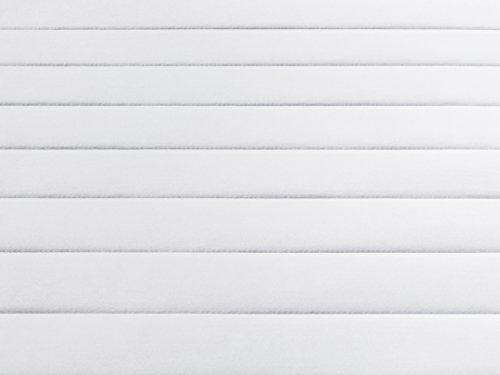 Traumnacht Easy Comfort Rollmatratze Härtegrad 2 (H2), 90 x 200 cm, weiß