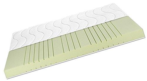 Schlaraffia Basic Square 14 90x200 cm H3 7-Zonen Kaltschaummatratze