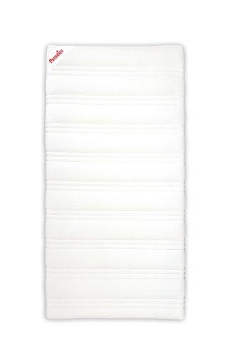 paradies 076025 kindermatratze sara 70 x 140 cm tonnentaschenfederkern matratze. Black Bedroom Furniture Sets. Home Design Ideas