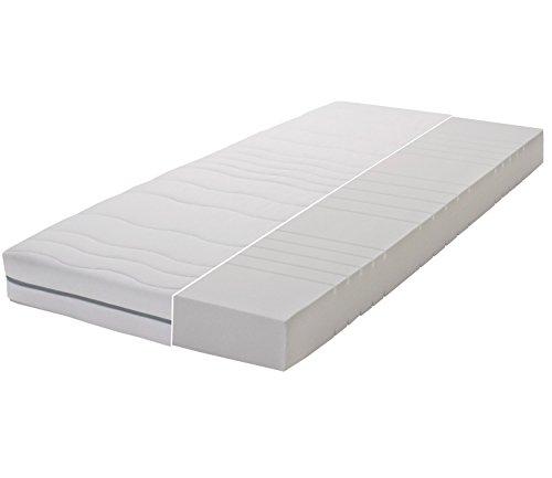 Gigapur Miami, Orthopädische Komfortschaum-Matratze, Härtegrad 3 (H3), 100x200cm