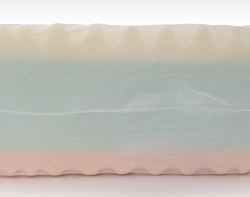 marcapiuma matratze memory 180x200 h he 22 cm rainbow 3 schichten wellness bettcomfort 5. Black Bedroom Furniture Sets. Home Design Ideas