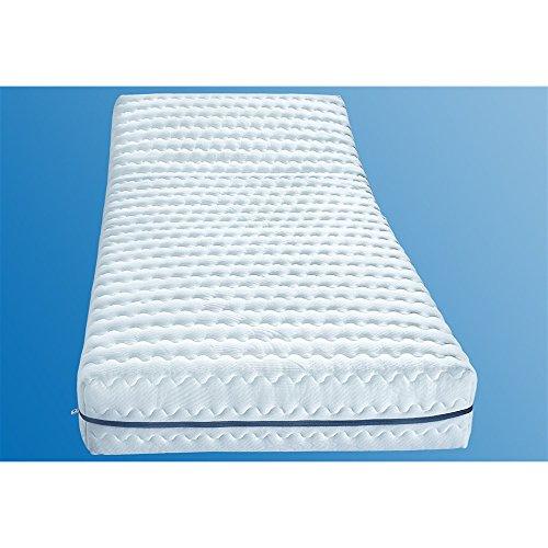 hn8 ta wash 5 zonen taschenfederkern matratze bezug waschbar gesamth he ca 19 cm gr sse. Black Bedroom Furniture Sets. Home Design Ideas