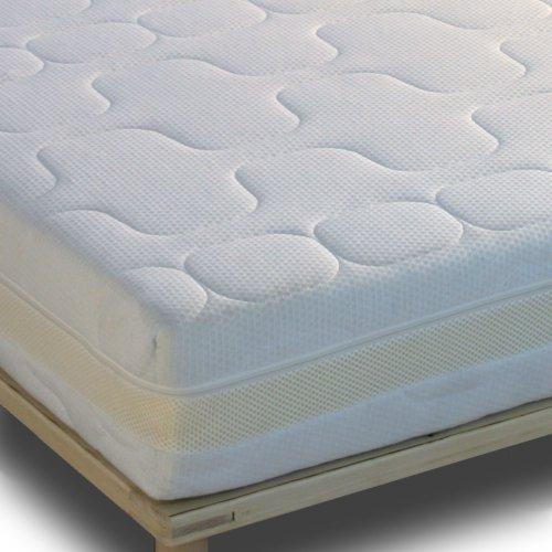 gigapur 24277 g18 matratze 7 zonen kaltschaummatratze h2 premium schaumstoff matratze mit. Black Bedroom Furniture Sets. Home Design Ideas