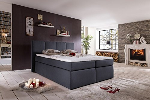 m belfreude boxspringbett lea first class hotelbett linien als steppung bonell 7 zonen. Black Bedroom Furniture Sets. Home Design Ideas