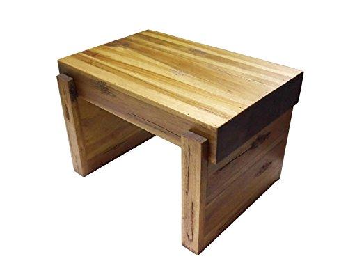 SAM® Nachtkommode NaKo Konsole Elke aus massivem Akazien Holz massiv mit großer Ablagefläche modernes Design