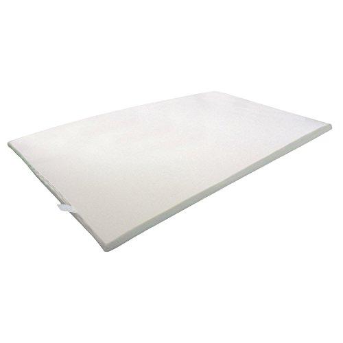 breckle viscotopper gesamth he 5cm mit bezug 4 cm. Black Bedroom Furniture Sets. Home Design Ideas