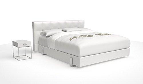 SAM® Design Boxspringbett Zarah Success 180 x 200 cm weiß Ausstattungs- Auswahl