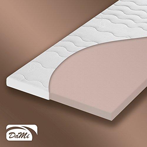 Topper, Matratzenauflage für Matratze oder Boxspringbett, Kaltschaum, Höhe ca. 10 cm