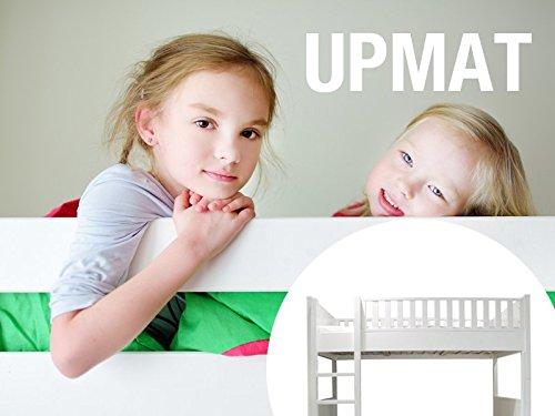 """Hochbettmatratze """"UpMat"""" für Kinder und Jugendliche 90x200 RG 45 MADE IN GERMANY!"""