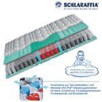 Schlaraffia Viva Plus Aqua Taschenfederkern Plus Matratze 90x220 H3