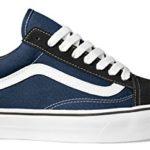 Vans Unisex-Erwachsene Old Skool Classic Suede/Canvas Sneakers