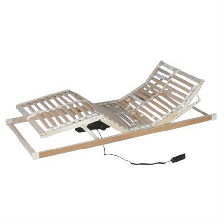 Breckle Lattenrost Sinus Elektro verstellbar elektrisch 80 x 200 cm