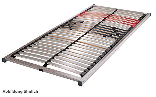 Schlaraffia Classic 28 NV 5-Zonen Lattenrost 100x200 cm