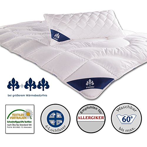 Badenia Bettcomfort Steppbett Irisette Micro Thermo