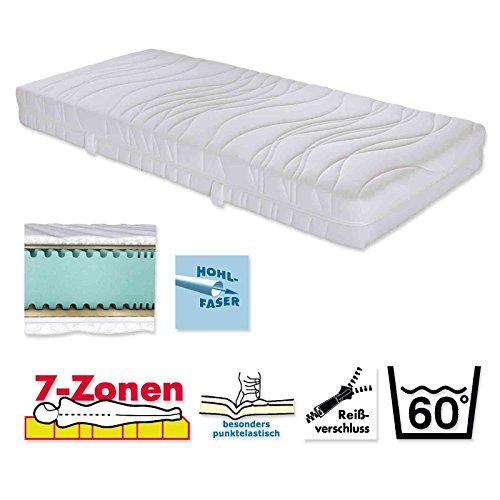 Malie Matratze STELLA 7-Zonen-Kaltschaum RG 40