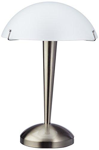 """Tischleuchte Tischlampe """"Touch Me"""" nickel matt - 20.000 verkaufte Lampen!"""