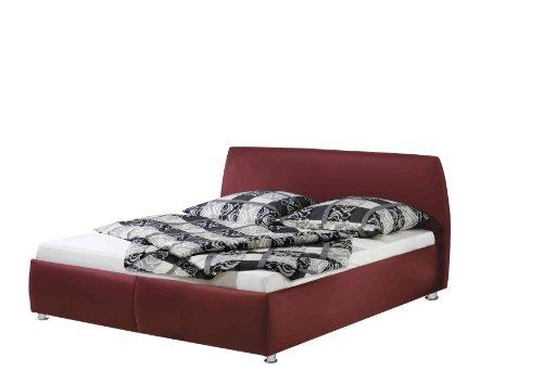 Maintal Betten 232653-4793 Polsterbett Minu 180 x 200 cm, Kunstleder