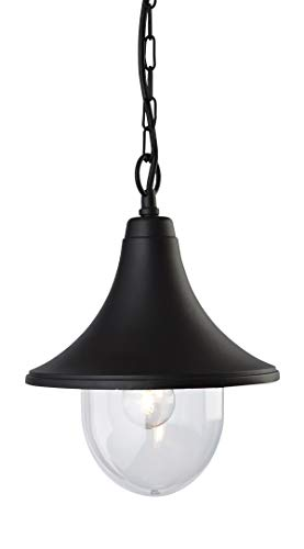 FIRSTLIGHT 8670BK - STATION LANTERN - PENDANT