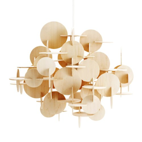 Normann Copenhagen Lampe Bau natur groß EU